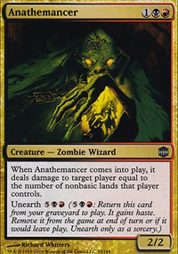 Anathemancer - Alara Reborn