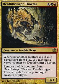 Deathbringer Thoctar - Alara Reborn