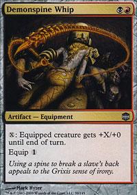 Demonspine Whip - Alara Reborn