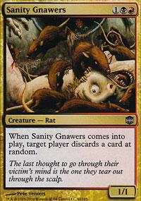 Sanity Gnawers - Alara Reborn