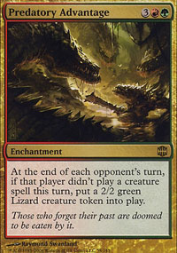 Predatory Advantage - Alara Reborn