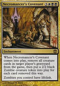 Necromancer's Covenant - Alara Reborn