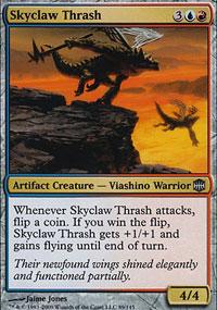 Skyclaw Thrash - Alara Reborn