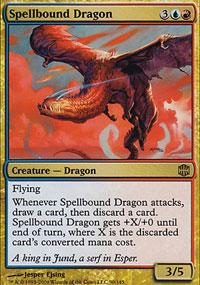 Spellbound Dragon - Alara Reborn