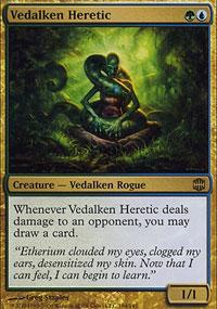 Vedalken Heretic - Alara Reborn