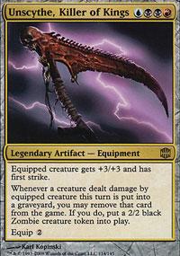 Unscythe, Killer of Kings - Alara Reborn