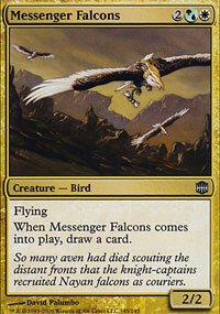 Messenger Falcons - Alara Reborn