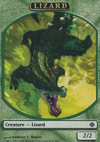 Lizard - Alara Reborn