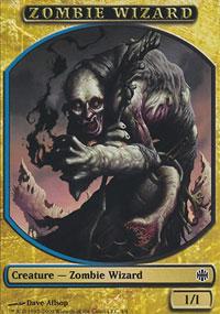 Zombie Wizard - Alara Reborn
