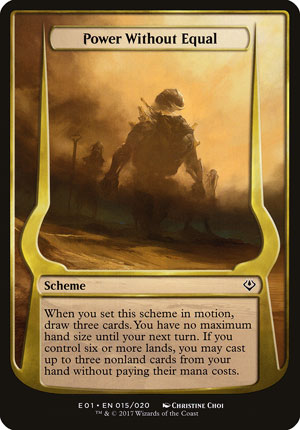 Power Without Equal - Archenemy: Nicol Bolas