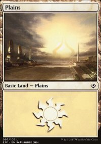 Plains 1 - Archenemy: Nicol Bolas decks