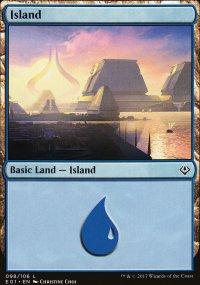 Island 1 - Archenemy: Nicol Bolas decks