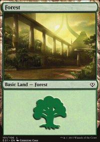 Forest 1 - Archenemy: Nicol Bolas decks