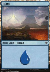 Island 2 - Archenemy: Nicol Bolas decks
