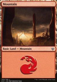 Mountain 2 - Archenemy: Nicol Bolas decks