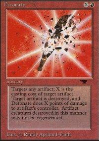 Detonate - Antiquities