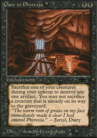 Gate to Phyrexia - Antiquities