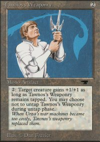 Tawnos's Weaponry - Antiquities
