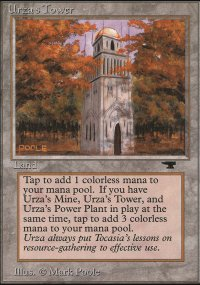 Urza's Tower 1 - Antiquities