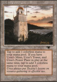 Urza's Tower 4 - Antiquities