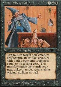 Xenic Poltergeist - Antiquities
