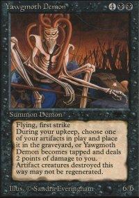 Yawgmoth Demon - Antiquities