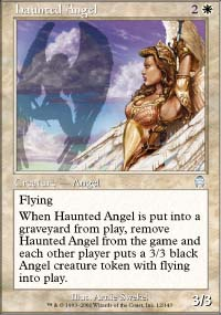 Haunted Angel - Apocalypse