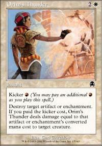Orim's Thunder - Apocalypse