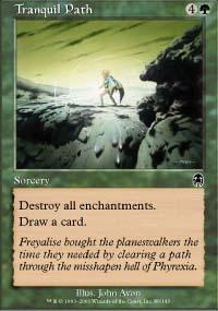 Tranquil Path - Apocalypse