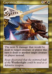 Captain's Maneuver - Apocalypse
