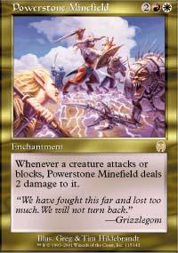 Powerstone Minefield - Apocalypse