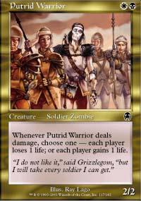 Putrid Warrior - Apocalypse