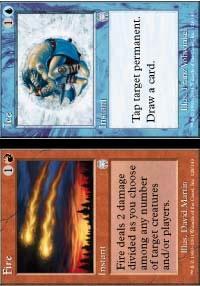 Fire / Ice - Apocalypse
