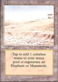 Elephant Graveyard - Arabian Nights
