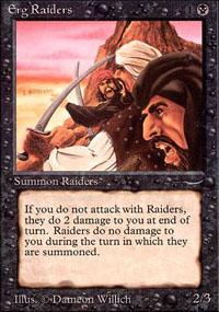 Erg Raiders - Arabian Nights