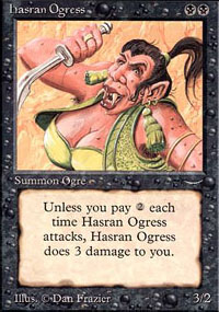 Hasran Ogress - Arabian Nights