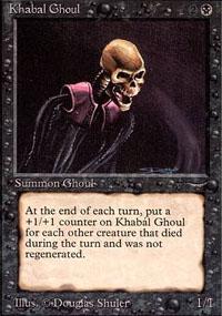 Khabál Ghoul - Arabian Nights