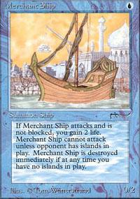 Merchant Ship - Arabian Nights