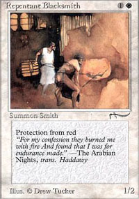 Repentant Blacksmith - Arabian Nights