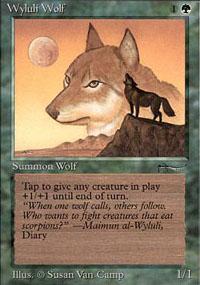 Wyluli Wolf - Arabian Nights