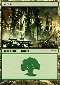 Forest - Arena Promos