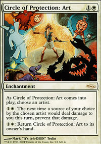 Circle of Protection: Art - Arena Promos