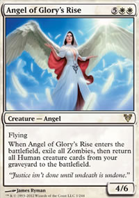 Angel of Glory's Rise - Avacyn Restored