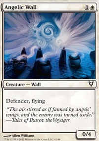 Angelic Wall - Avacyn Restored