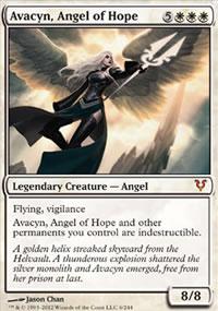 Avacyn, Angel of Hope - Avacyn Restored
