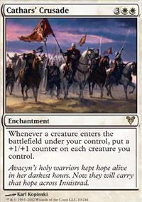 Cathars' Crusade - Avacyn Restored