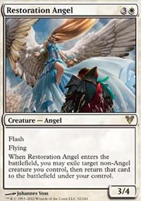 Restoration Angel - Avacyn Restored