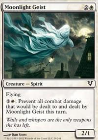 Moonlight Geist - Avacyn Restored