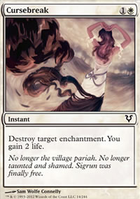 Cursebreak - Avacyn Restored