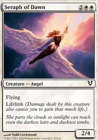 Seraph of Dawn - Avacyn Restored